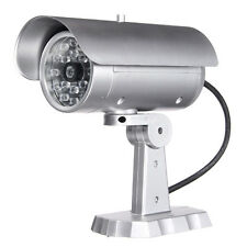 1900 Dummy IR Simulation Fake Camera Home Surveillance Security with Light LED F