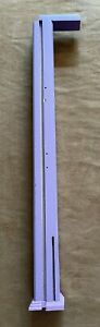 McKenna American Girl Doll Loft bed post leg purple REPLACEMENT part piece board