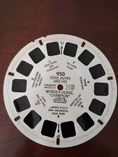 """""""Gene Autry and His Wonder Horse Champion"""" View-master #950.  Used condition."""