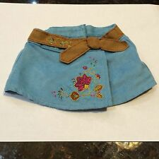 "Nicki 18"" American Girl Doll Retired Meet Outfit SKIRT ONLY"