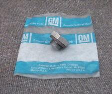 NOS 1954 - 1961 Chevrolet Models Transmission Drain Plug GM Part # 1307238