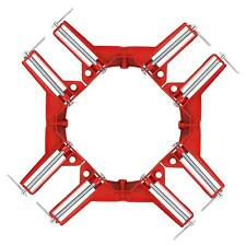 4PC Right Angle Clamp Corner Frame Clamp Woodworking Picture Holder 90°Degree CA