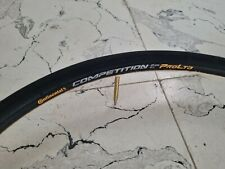 Tube, boyaux, tubular Continental Competition LTD edition new 25mm