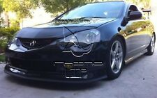 ACURA  INTEGRA RL TL CL RS NSX * CUSTOM Flexible Rubber Bumper Chin Lip Splitter