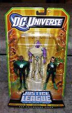 DC Justice League Unlimited Green Lantern Despero Katma Tui Figure 3 Pac JLU