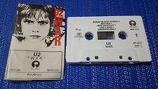 U2 **War ** RARE & SCARCE 1992 Mexico CASSETTE NO PROMO LP OR CD
