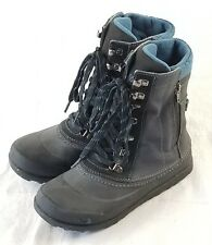 The North Face Heat Seeker Womens Boots Size 6 Insulated Waterproof 632207 snow