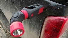 Hype 1-LED Gooseneck Flashlight w/Clamp & Magnetic Base Torch