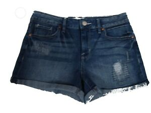 Jessica Simpson JSB1217-CTC Cintie Forever Roll Cuff Short  Size 29 NWT