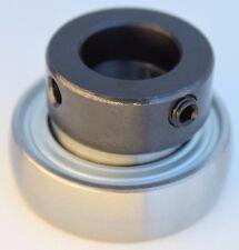 "Premium SA204-12 Insert Bearing 3/4"" Bore w/ Locking Collar & Chevron Grease"