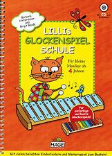 Glockenspiel Noten Schule : LILLIs Glockenspiel Schule mit CD Anfänger HAGE3911