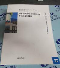 MODULI BLU DI MATEMATICA MODULO PI GRECO - M.BERGAMINI A.TRIFONE - ZANICHELLI