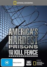 National Geographic - America's Hardest Prisons - Inside The Kill Fence (DVD, 20