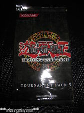 YU-GI-OH! YUGIOH ULTRA RARE BOOSTER TOURNAMENT PACK 5 NON SEARCHED TP5 SEALED