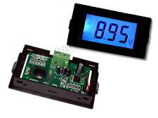 Digital Voltmeter 12V D.C. Battery Monitor Panel Meter DC 7.5-19.99V  - #0391