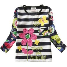 TEE-SHIRT  NEUF ETIQUETTE FILLE TAILLE 3-4 ANS