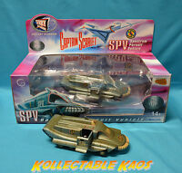 Gerry Anderson - Captain Scarlet S.P.V. NEW IN BOX