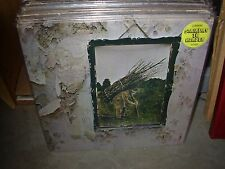 LED ZEPPELIN IV / stairway to heaven ( rock ) atlantic 19129 - STICKER -