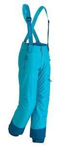 Marmot Girl's Starstruck Pant, Ski Pants for Girls, Sea Breeze