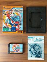 MSX ROM Cartridge Game Hyper Sports 2 Classic Arcade Game
