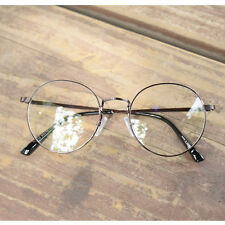 1920s vintage classic eyeglasses oliver retro 15R30 brown round frames eyewear
