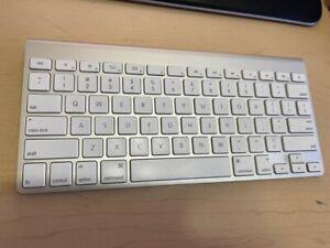Apple Magic Keyboard A314 Wireless, Rechargeable US English MC184LL/B