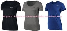 Nike Women's Dri-Fit Training Legend Short Sleeve T-Shirt, Pick Color / Size NWT
