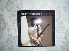 Joan Jett and the Blackhearts Good music 45RPM   (Very Good Condition)