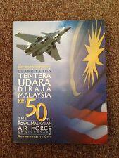(JC) 50th TUDM Malaysia Coin Card 2008