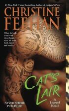 Cat's Lair (Leopard), Feehan, Christine, Good Condition, Book