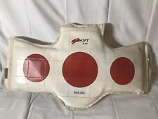 Taekwondo Karate Sparring Gear Vest Chest Guard Martial Arts Size Large