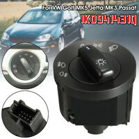 Headlight Fog Light Switch For VW Golf MK5 Jetta MK3 Tiguan Passat 1K0941431Q