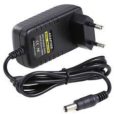 Style EU Plug AC Power Adaptor Adapter 100-240VAC 50/60Hz To DC12V 1000mA