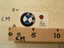 STICKER,DECAL BMW VS VAN SLOOTEN BV LEEUWARDEN HOLLAND CAR