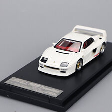 Testarossa 1/64 YM Model Ferrari Koenig Competition  118/299 Resin Car