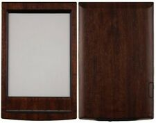Skinomi e-Reader Skin Dark Wood Cover+Screen Guard for Sony Reader WiFi PRS-T1