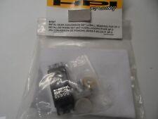 RARE NEW HPI metal gear Conversion Set avec roulement à billes pour SF-2 Servo 80587