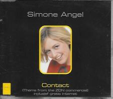 SIMONE ANGEL - Contact CDM 3TR Electro 1999 Holland (SERGE GAINSBOURG)