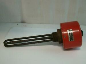 Chromalox Edwin Electrical Heating Elements Temperature Control 250V 26A 1500W A