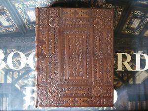 Superb Binding Rare 1785 Bible printed in 3 Columns Rev. Sisson