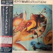 Alchemy: Dire Straits Live by Dire Straits (SACD-SHM. jp mini LP),2012,UIGY-9523