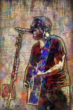 Eric Church Poster Eric Church Artwork  Church Country Pop 16x20in Free Shipping