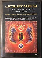 Journey - Greatest Hits: 1978-1997 (DVD, 2003)