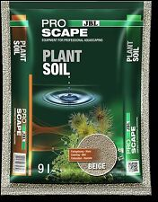 JBL ProScape Plant Soil Beige 9L litres Aquascaping substrate nutrient plantsoil