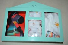 Paul Smith Babies Playwaear And Toy Box Set 12 month  New