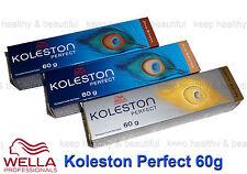 Wella Koleston Perfect 2oz. Permanent Hair Color - 7/38 Medium Blonde/Gold Pearl