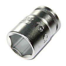 "Bahco 19mm Socket 1/2"" Drive Hexagon 6 Point Metric 38mm Length SBS80-19"