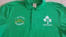ireland rugby polo shirt 2018
