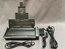 Fujitsu ScanSnap S1300 Pass-Through Scanner - VERY CLEAN CONDITION w/ all cables