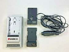 AMBICO Li-Ion Battery Charger (V-0916) ~ With 12 volt power cord only